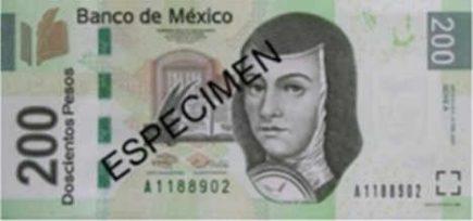 Billetes mexicanos de 200