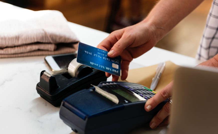 ATM para tarjetas de crédito
