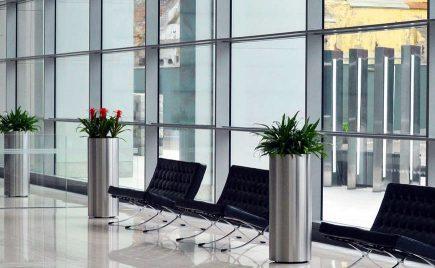 centro de negocio Fintech