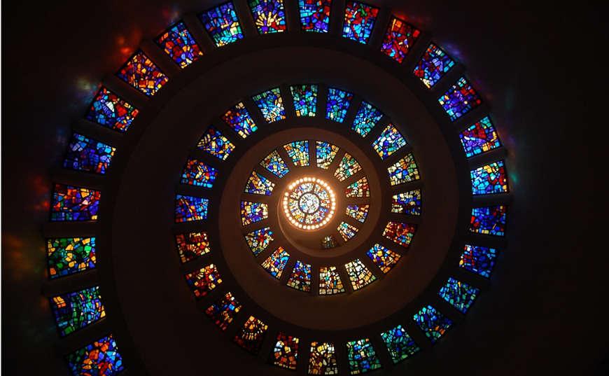 espiral leyes espirituales