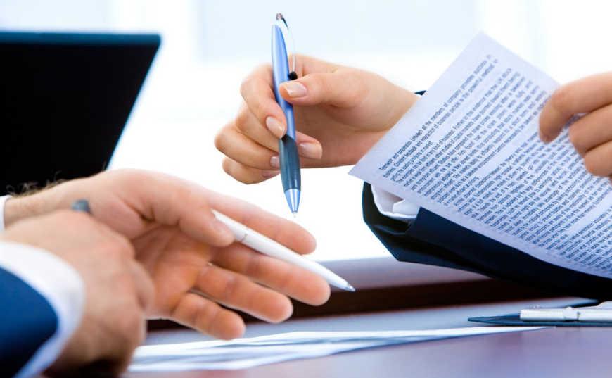 firma de garantía bancaria