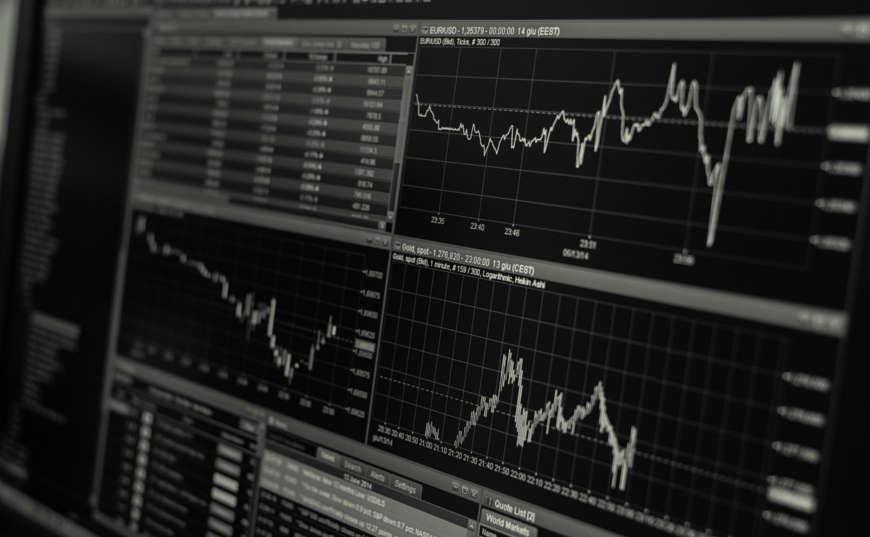 Gráfica Trading de Forex