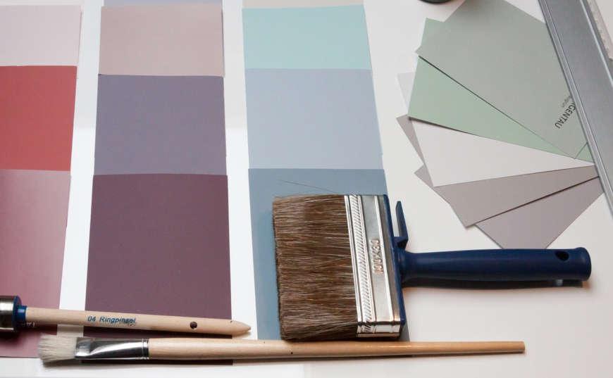 Paleta de colores para pintar la casa