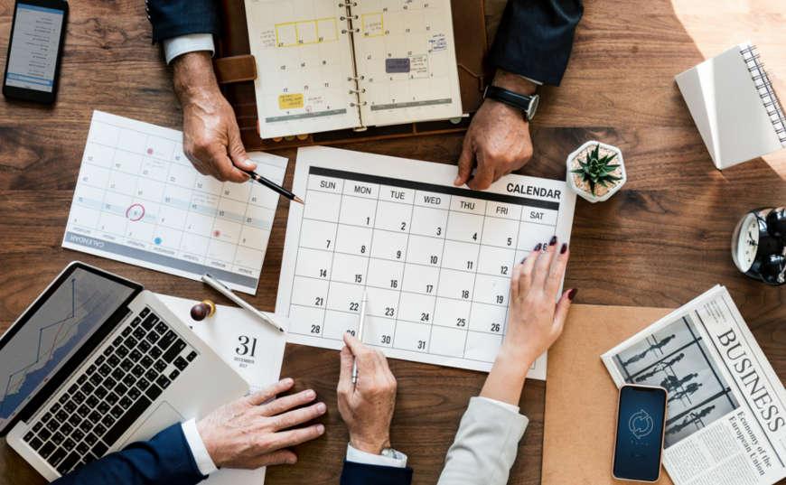 Reunión para modelo de negocio Canvas