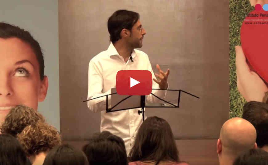¿cómo saber a qué dedicarte? Conferencia por sergio Fernandez