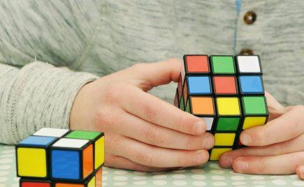 cubo rubik que es la mente
