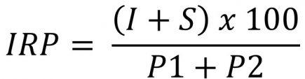 fórmula indice rotación de personal