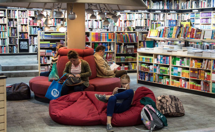 Vender libros en internet