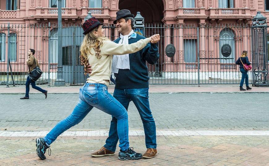 Dar clases de baile desde casa