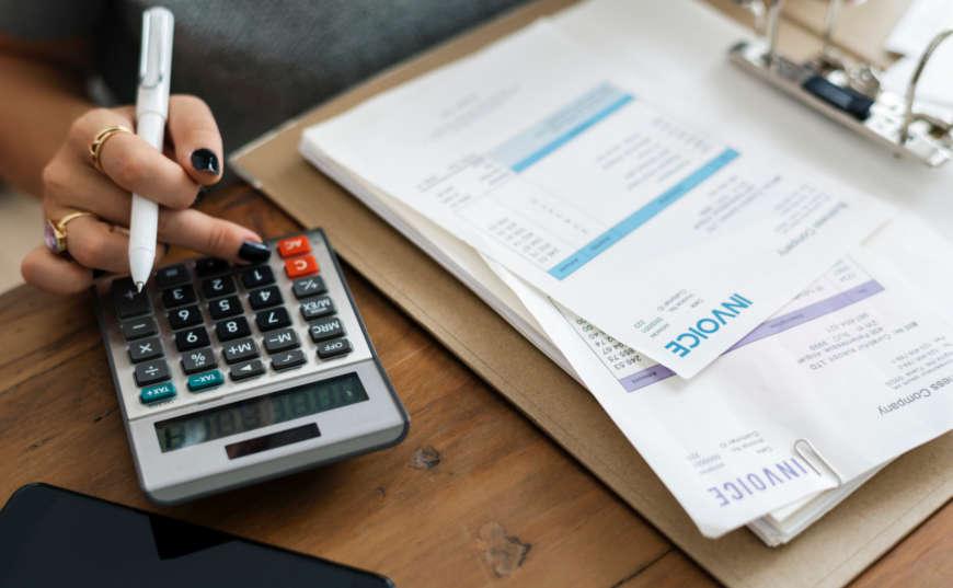 Controla las finanzas