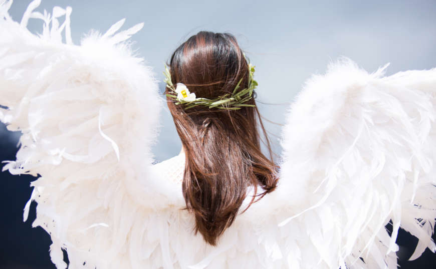 ¿cómo orar a un ángel?