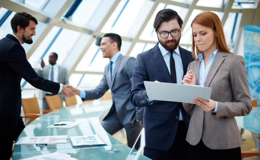 Competencia para trabajar en las mejores empresas