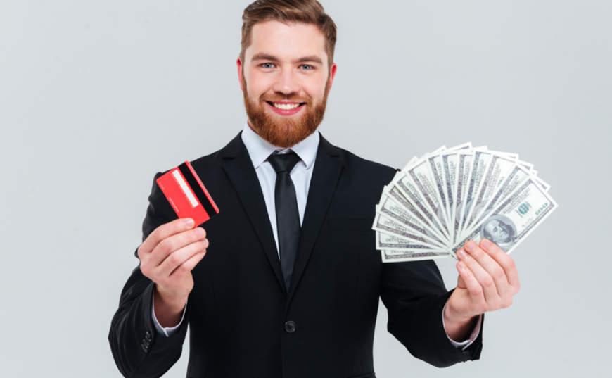 comprar bienes con créditos