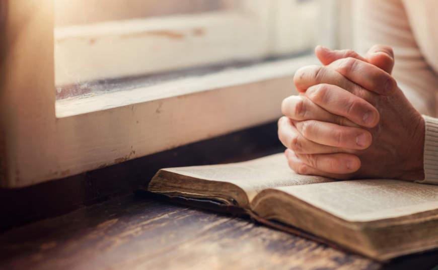 orar de agradecimiento
