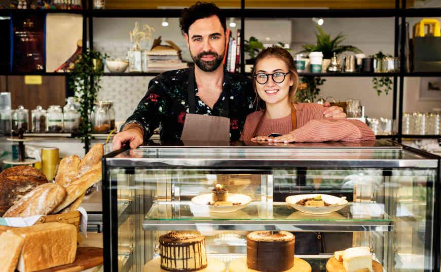 iniciar pequeño negocio de pastelería