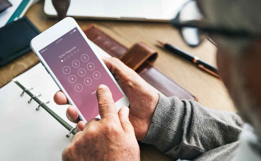 Fintech seguridad móvil