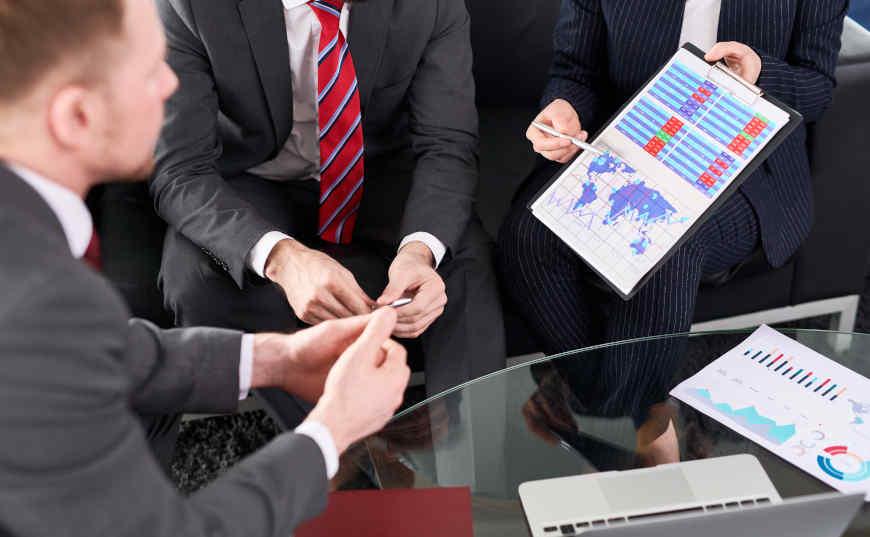 Sistema de financiamiento empresarial