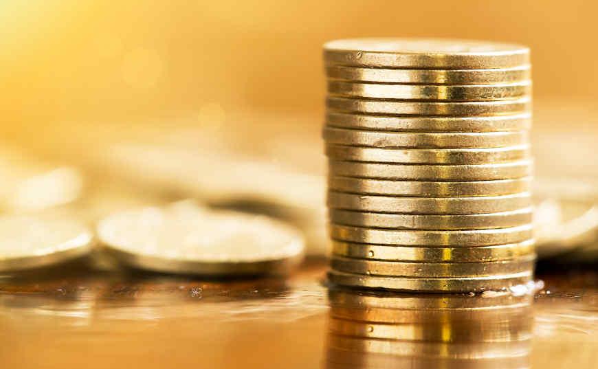Los secretos de la Mente Millonaria monedas de oro