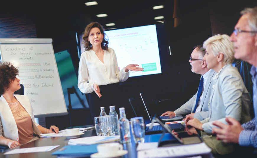 cursos de capacitación personal: Habilidad de comunicación avanzada