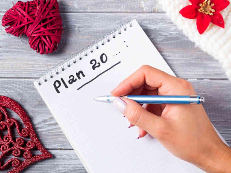 Resoluciones financieras para el año nuevo que debes conocer
