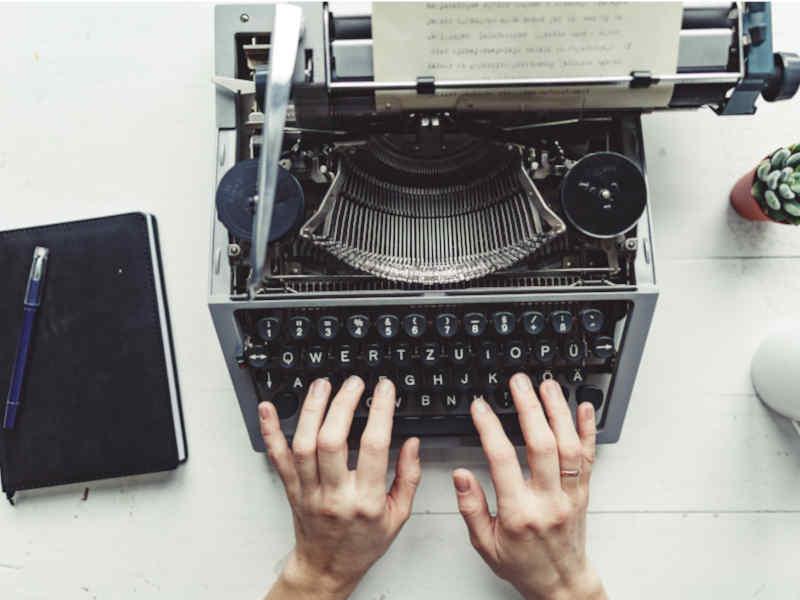 empleos de escritor