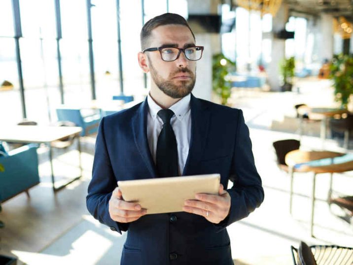 emprendimiento individual hombre