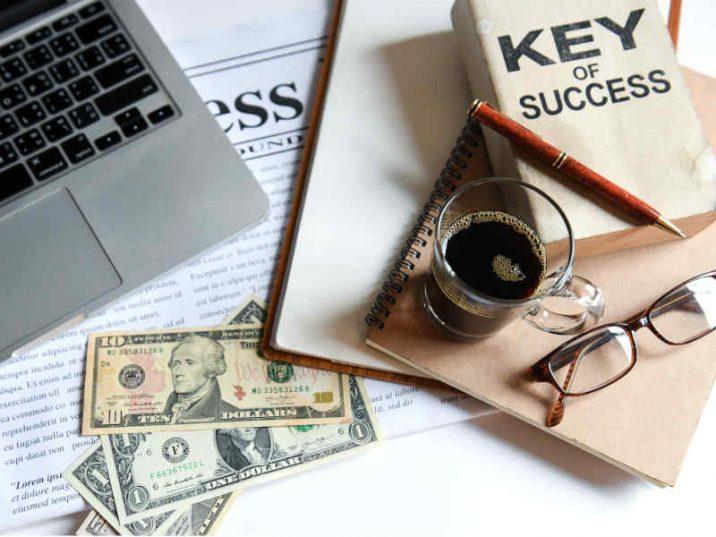 empresa exitosa escritorio