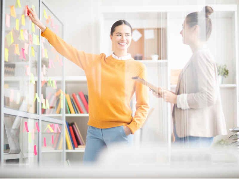 organización soluciones para el emprendedor