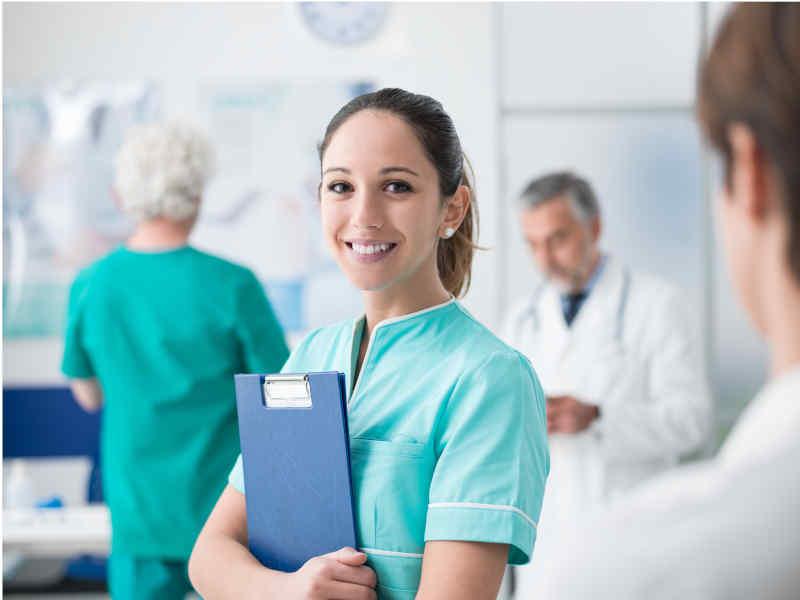 enfermera emprendedora