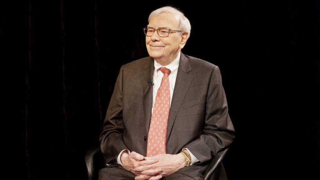 El mejor consejo profesional de Warren Buffett sobre donde debe