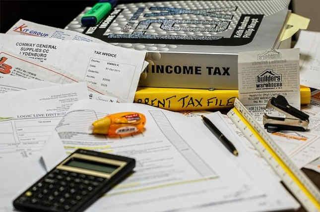 acantilado fiscal de las finanzas personales