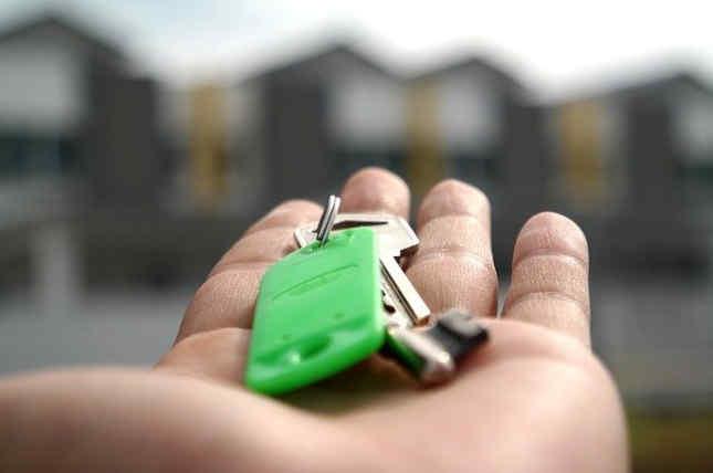 la caida del valor de cada propiedad llaves