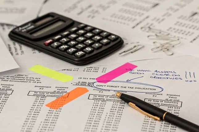 presupuesto calculadora