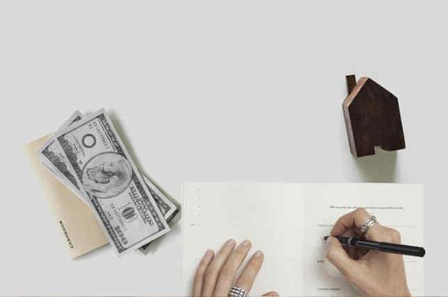 Ideas para una vida moderada para ahorrar dinero y pagar sus deudas