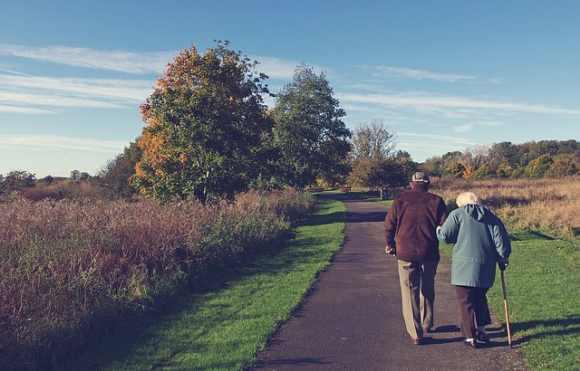 Las opiniones positivas sobre el envejecimiento dan como resultado resultados
